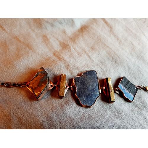 Nieregularna bransoleta